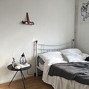 ポスター/小物/ライト/IKEA/H&M HOME/KINFOLK HOME…などのインテリア実例