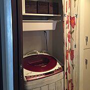 ダイソー/100均/3Coins/IKEA/洗濯機周り/Bathroom…などのインテリア実例