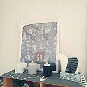 My Shelf/つっぱり棒/こどもと暮らす。/ニトリのカラーボックス/カラボリメイク…などに関連する他の写真