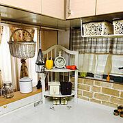 ナチュラルキッチン♪のインテリア実例写真