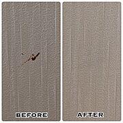 黒板塗料/チョークボード/オーク無垢床/ステップフロア/ペーパーぽんぽん/勾配天井…などに関連する他の写真