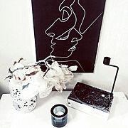 インスタ→4696tuuli/シンプルライフ/白黒グレー/塩系インテリア/さしすせそのインテリア…などに関連する他の写真