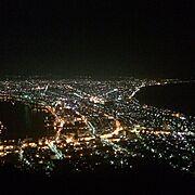 夜景/函館/北海道はでっかいどー/うちじゃないですが/Bedroom…などのインテリア実例