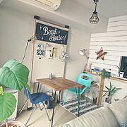 ダイソー/マンション暮らし/マンション/IKEA/室外機カバー/ベランダ…などに関連する他の写真
