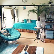 お家でリラックス♪リゾート感あふれる寝室を作ろう