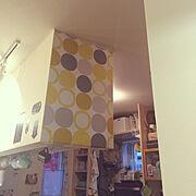 キッチンクロスのインテリア実例写真