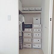 ラベル/ラベリング/セリア/イケア/IKEA/整理収納部…などのインテリア実例