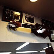 ジョン レノンのインテリア実例写真