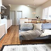 IKEA/ソーデルハムン/nkuku/天窓/飛騨家具/ベビーベッドリメイク…などのインテリア実例