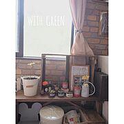 ニトリ/多肉植物/アボカド/NO GREEN NO LIFE/Bedroom…などのインテリア実例