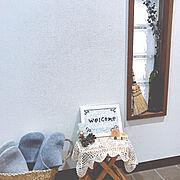 カフェ風/アイアン/レトロ/漆喰壁/カリモク60 ソファー/飾り棚…などに関連する他の写真