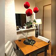 セルフリフォーム/中古住宅/手作り家具/レンガ壁紙/Overviewに関連する他の写真