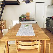 雑貨/ナチュラル/北欧/シンプル/IKEA/Overview…などのインテリア実例