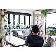 unicoの照明/工作木材/セリア/DIY/デスク周り/春インテリア…などに関連する他の写真