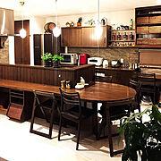 山善温調ケトルモニター応募/Kitchen…などのインテリア実例