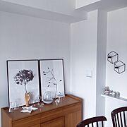 器/北欧家具/無印良品/北欧/雑貨/シンプルモダン…などのインテリア実例
