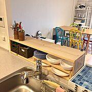ダイニングテーブル/アイランドキッチン/マイホーム/シャーウッド/積水ハウス…などに関連する他の写真