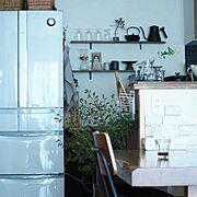 ガスコンロ/新潟燕のやかん/WECKの瓶/無印良品/Kitchenに関連する他の写真