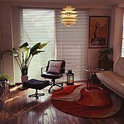 イケア キャンドルランタン/ルイス・ポールセン/ミッドセンチュリー/ハワイ大好き…などのインテリア実例