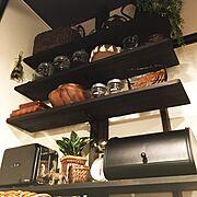 カラーボックス リメイク/北欧雑貨/北欧インテリア/フェイクグリーン/飾り棚…などに関連する他の写真