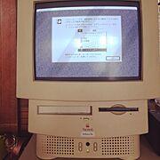 Macintoshのインテリア実例写真
