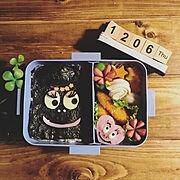 娘のお弁当♡のインテリア実例写真