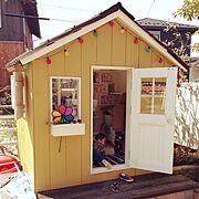 DIY/子供部屋/Entrance…などのインテリア実例