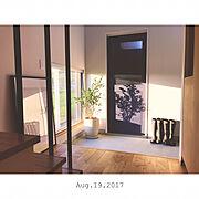 新築/家づくり/インダストリアル/店舗/木製ドア/アイアン格子…などに関連する他の写真
