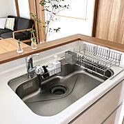 掃除しやすい家/すっきり暮らす/シンプルな暮らし/無印良品/建売/KEYUCA…などのインテリア実例