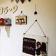 レース♡/レースガーランド/ガーランド/アイアン/アイアンフレーム/玄関…などに関連する他の写真