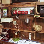賃貸/DIY/Kitchen…などのインテリア実例
