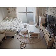 insta→@shio__ie/ニトリ/サリュ/salut!/Francfranc/IKEA…などのインテリア実例
