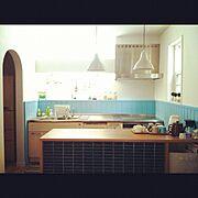 家電/パントリー/Kitchen…などのインテリア実例
