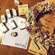 cherry's wreath/ナンキンハゼ/キャンドゥリメイクシート/うすぐらす…などに関連する他の写真
