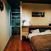 主寝室/1969組/タウンハウス/森の中の家/カナダ/写真練習中…などに関連する他の写真