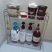 LUSHの石鹸のインテリア実例写真