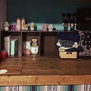 DIY/メキシコ雑貨/西海岸/Bedroom…などのインテリア実例