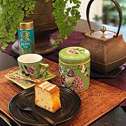 茶器のインテリア実例写真