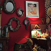 セルフペイント/パリのアパルトマン風/マッケンジーチャイルズ/好奇心の小部屋/しゃれとんしゃあ会…などのインテリア実例