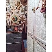 ウチワサボテン/珪藻土と無垢の床/名古屋モザイクタイル/コルメナ/Entrance…などに関連する他の写真