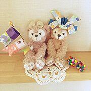 My Shelf/こどもと暮らす/狭小マイホーム/いいね!ありがとうございます♡/こどもの日…などのインテリア実例