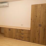 造作家具フルオーダーの家/MEN's natural*/新築一戸建て/RC広島支部…などのインテリア実例