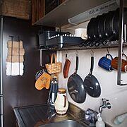 昭和キッチンのインテリア実例写真