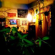 ブログよかったら見てみて下さい♩/IG⇨maca_home/黒板/ビンテージソファー…などに関連する他の写真