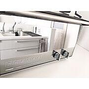 ニトリ/キッチン棚/1×4材/SPF材/窓枠/ナチュラル…などに関連する他の写真