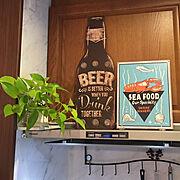 Beerのインテリア実例写真