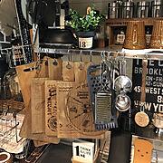 食器棚/DIY/セリア/収納/男前/塩系インテリアの会…などに関連する他の写真