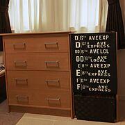niko and… /タンス/カラーボックス/Bedroom…などのインテリア実例