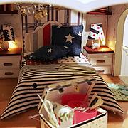 ニトリ/賃貸アパート/日用品ストック収納/My Shelfに関連する他の写真