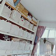 キッチン収納/カラーボックス リメイク/カラーボックス/カラーボックス DIY/食器棚…などに関連する他の写真
